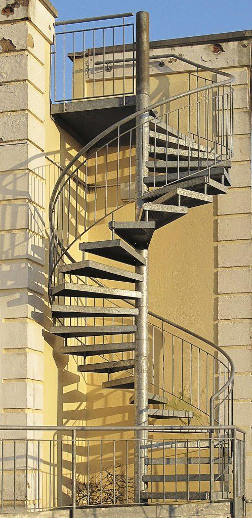 Stahltreppen Bausatz