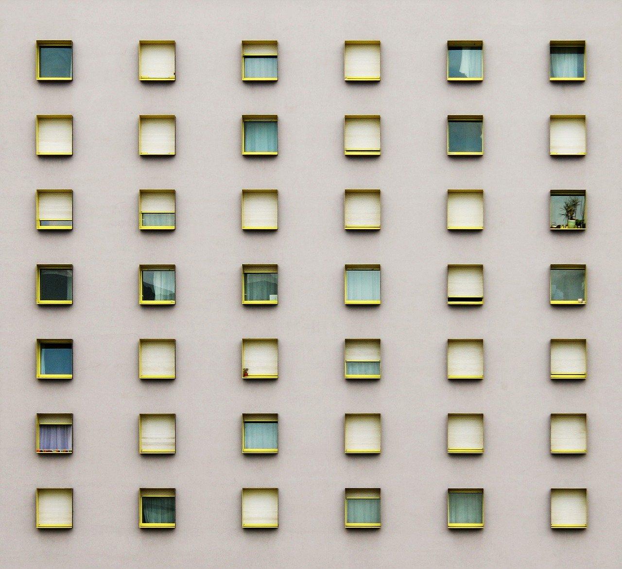 Fenster Thale
